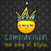 Comparison: The King of Killjoys  |  New Victory Church